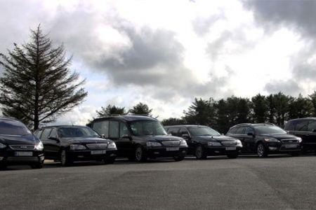 Pendle Funeral Services vehicles fleet